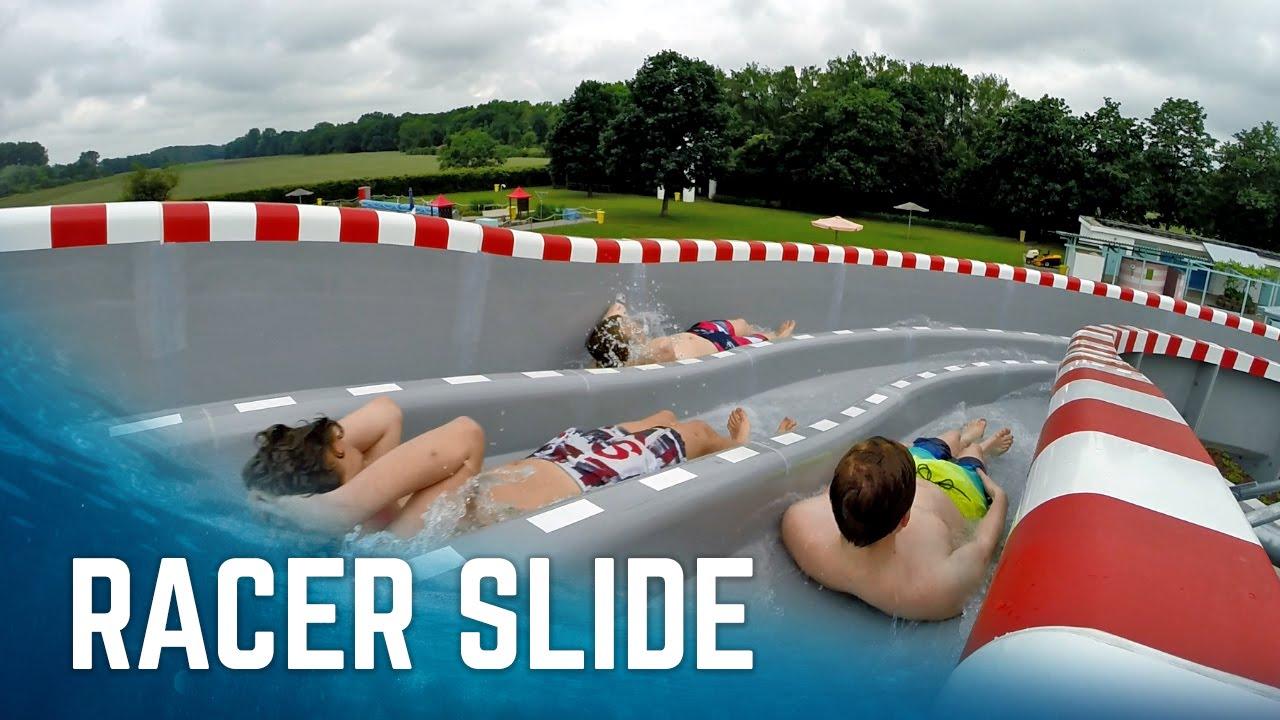 Schwimmbad Bellheim schwimmpark bellheim racer slide formula 1 water slide