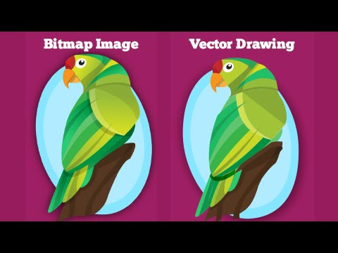Easily convert bitmap images into vector drawing - Coreldraw Tutorials