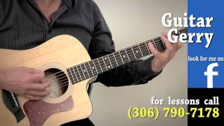 Knowing How to Play Guitar is Awesome! - Guitar Gerry - Lessons Regina