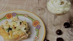 MENU SPECIALE COMPLETO, Pasta al forno e crema al caffè in 4 minuti, Ricette veloci #68