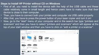 HOW TO DOWNLOAD AND INSTALL HP DESKJET 7560 PRINTER DRIVER