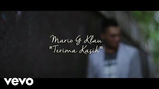 Mario G. Klau - Terima Kasih (Official Lyric Video)
