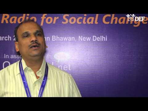 Dr  Santosh D  Parchure, Radio Mast, Maharashtra