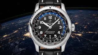 Review: Breitling Navitimer 8 B35 Automatic Unitime 43