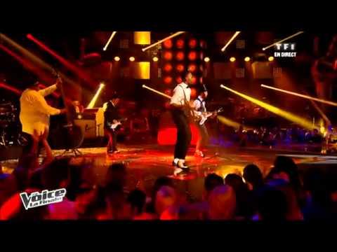 Christophe Maé « Tombé sous le charme » - The Voice 2