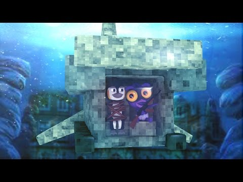 Minecraft | Atlantic Tales - KIDNAPPED BY BABY BLOOPER! (Minecraft Roleplay)