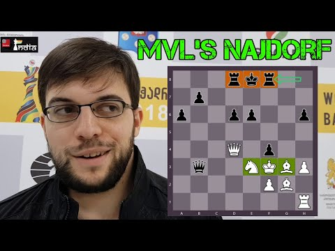 Mindboggling calculations in the Sicilian Najdorf | So vs MVL | Airthings Masters 2020