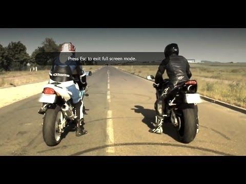 Motocykliści Dsw Cbr Gsxr R6 Youtube