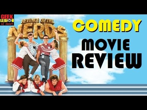 REVENGE OF THE NERDS ( 1984 Anthony Edwards  ) Comedy Movie Review