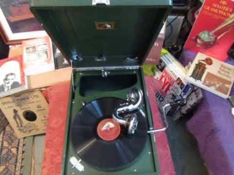 Ewan MacColl - Van Diemen's Land - Transportation Ballad - 78 rpm - HMV 102