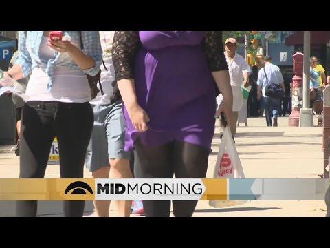 Obesity Epidemic Growing Among US Women