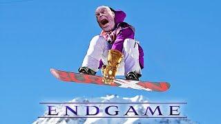SNOWBOARD MEMES ENDGAME - /r/snowboardmemes