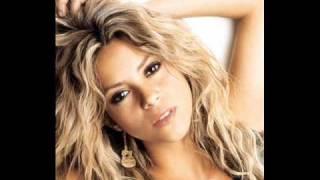 Shakira - Gypsy (Instrumental)