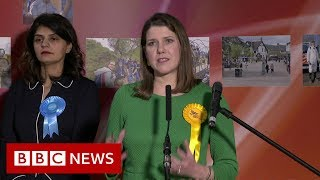 Election results 2019: Lib Dem leader Jo Swinson loses seat - BBC News