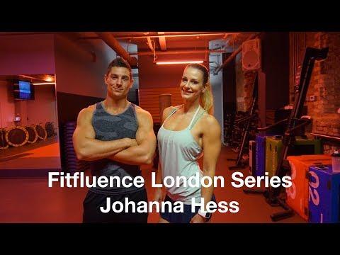 Fitfluencer London Series  Johanna Hess WBFF Pro