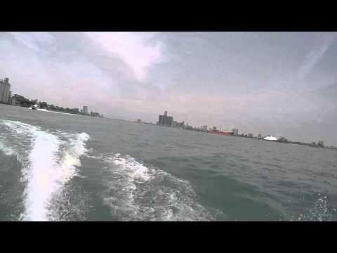 Jet Ski Detroit River