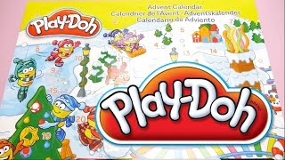 Play-Doh Christmas Advent Calendar