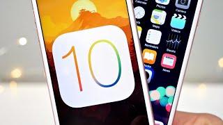 iOS 10 ВЫШЛА - Смотрим на iPhone 5(, 2016-09-13T20:47:54.000Z)