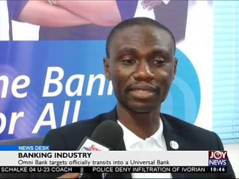 Banking Industry - Business Desk on Joy News (25-11-16)