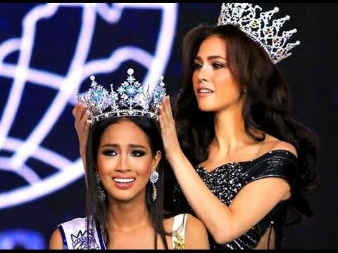 Miss World Thailand 2014 - Crowning Moment