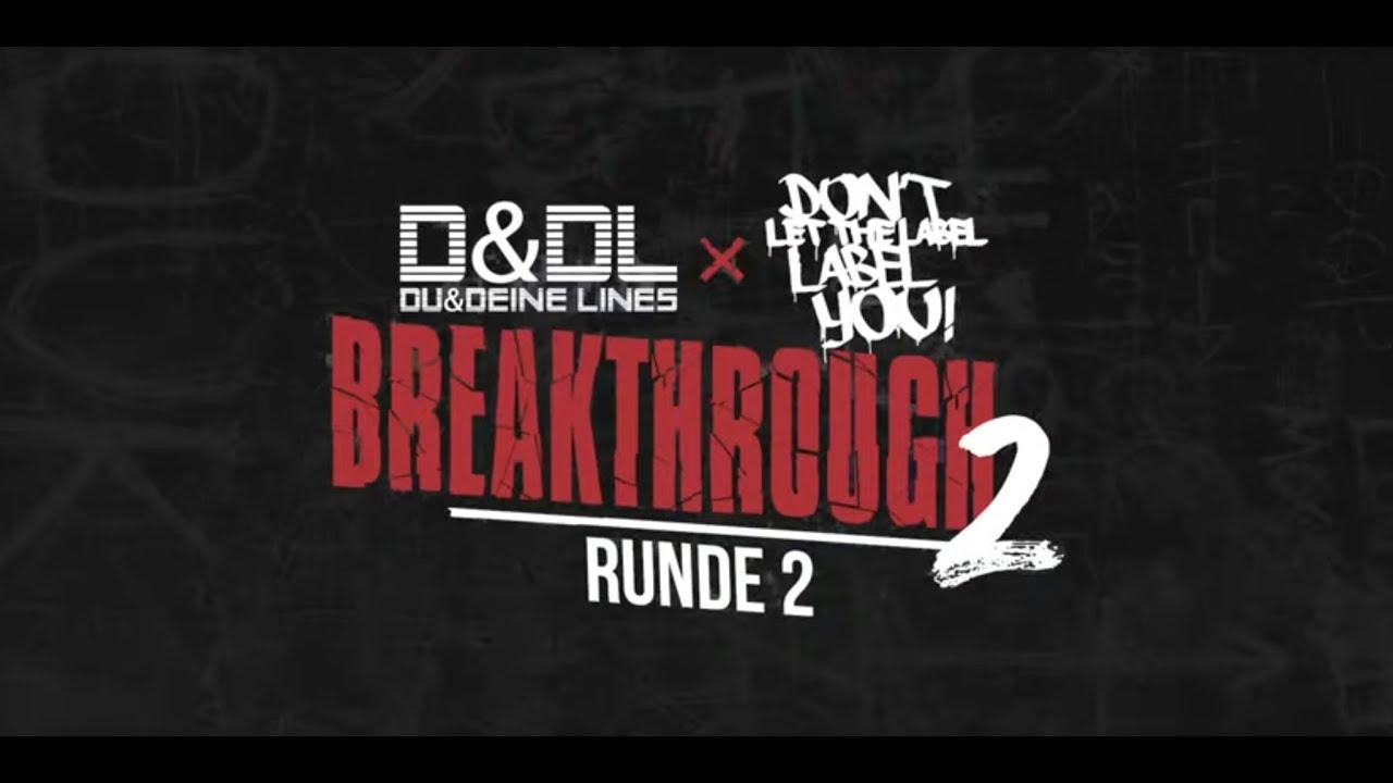 DLTLLY+D&DL Breakthrough2 // Runde2 // 24.10 @ Panke Berlin
