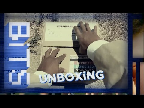 Unboxing - BiTS - ARTE