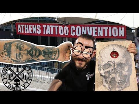 Proki Tattoo στο 12th Athens tattoo convention