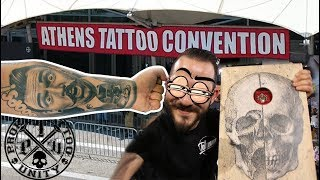 Proki Tattoo στο 12th Athens tattoo convention