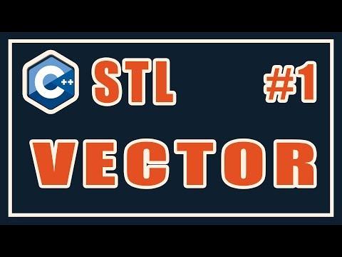 vector | Библиотека стандартных шаблонов (stl) | Уроки | C++ | #1