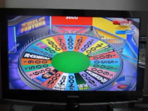 Wheel Of Fortune Playstation Run: Game 8 from YouTube · Duration:  19 minutes 21 seconds