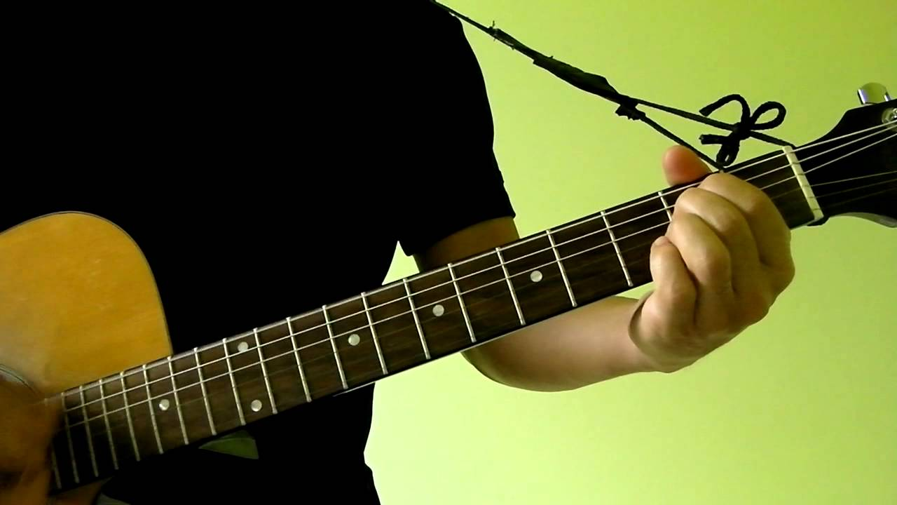 Rolling In The Deep Adele Easy Guitar Tutorial No Capo Youtube