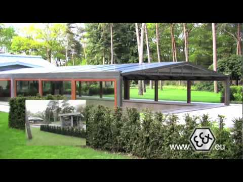 Extremely Cool Swimming Pool Enclosure Youtube