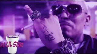 Lucky Luciano- Push What I Weigh(Chopped\u0026Screwed)★Dj-Lil Star★