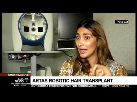 ARTAS robotic hair transplant under the spotlight