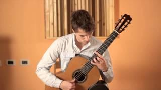 Astor Piazzolla - Invierno Porteño - Aljaž Cvirn, Classical guitar