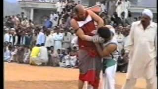 Luton Bini  - Raja Bashrat Vs Ch Asghar  (2003 Kotli)