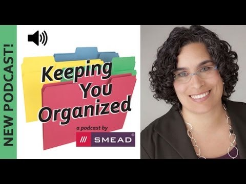 The Mental Block Towards Organization - Keeping You Organized Podcast Episode 006