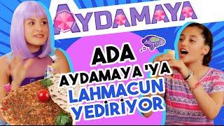Ada Aydamaya 'ya Lahmacun Yediriyor - Düşyeri