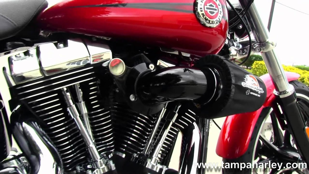 New 2013 harley davidson fxsb softail breakout with drag specialties exhaust youtube