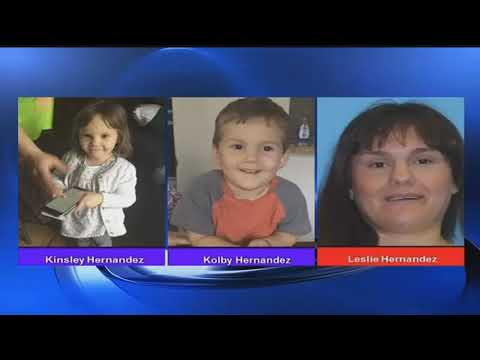 Amber Alert issued for two missing San Antonio toddlers