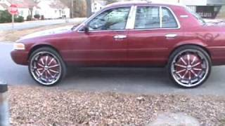Crown Vic on 26's Thumbnail