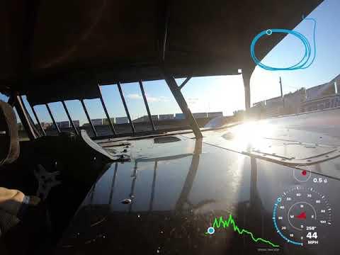 7/26 River cities speedway Troftgruben Crash