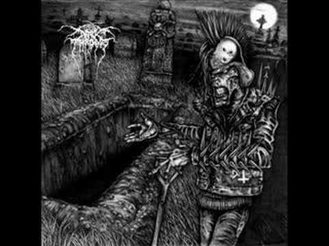 darkthrone - raised on rock