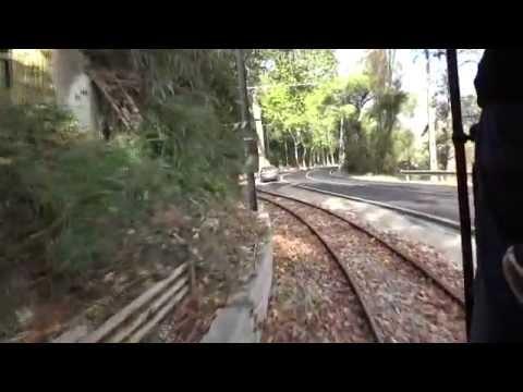 ポルトガル シントラのトラム1 Portugal Sintra Tram 1