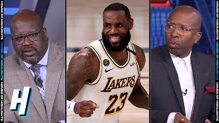 Inside the NBA Reacts to Lakers vs Rockets - Game 3 | September 8, 2020 NBA Playoffs