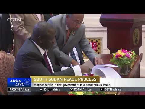 South Sudanese opposition rejects plan to reinstate Riek Machar as VP
