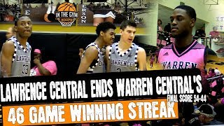 (INSTANT CLASSIC) Warren Central vs Lawrence Central (PART 2) 4 Days Later GAME OF THE YEAR