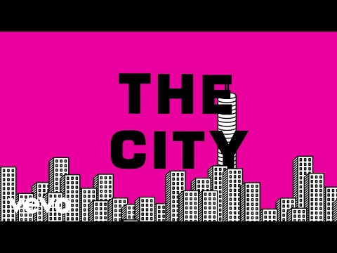 Louis The Child, Quinn XCII - The City (Lyric Video)