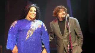 Terry Fator and Claude in Vegas