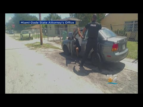 Miami Police Chief Defends Officers Involved In Rough Arrest Video